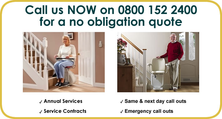 Kudos Stairlifts - Straight & Curved Stairlifts