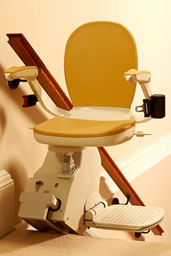 130 straight stairlift