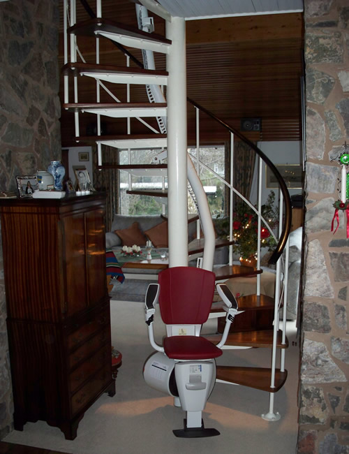 Narrow Stairlift