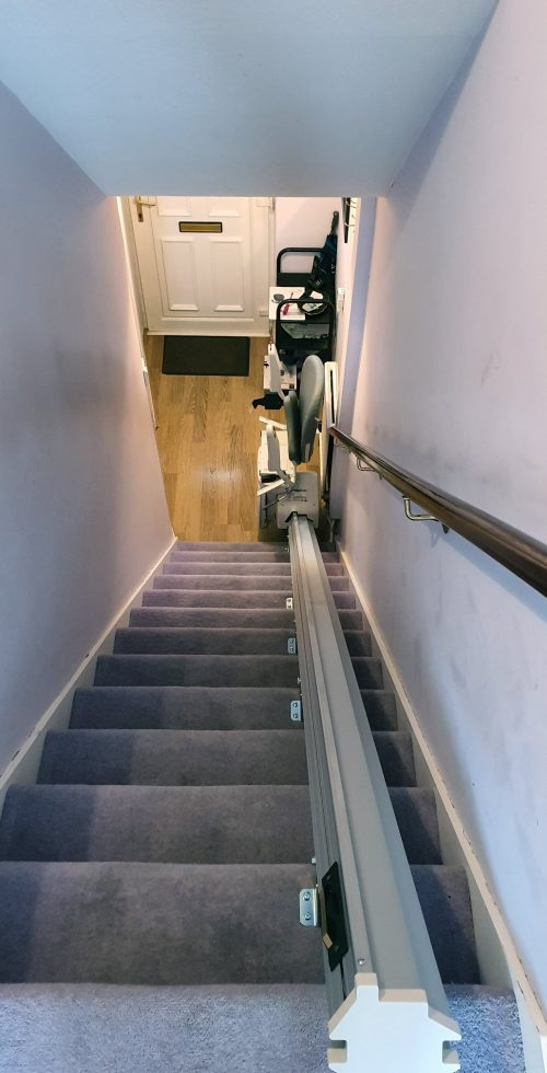 stairlifts-video-survey-after-installation